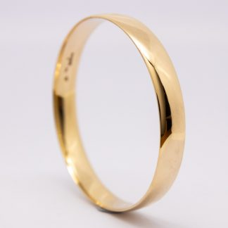 9ct Gold Bangle_0