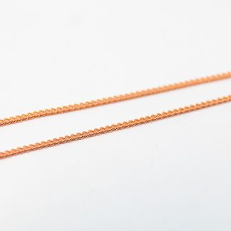 9ct Rose Gold Chain_0