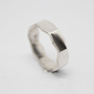 Stg 6mm Flat Hex Ring Shaped Sides_0