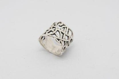 Stg/silver Dress Ring_0
