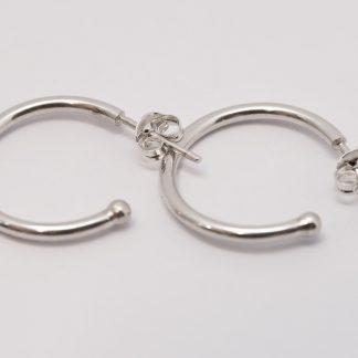 STG 20mm Hoop Earring for Opposites Collection_0