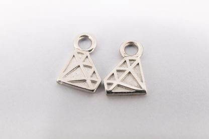Stg Diamond Earring Charms_0