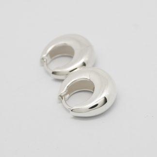 Stg Huggie Earrings_0