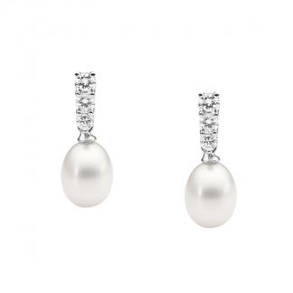 STG Freshwater Pearl Earrings_0