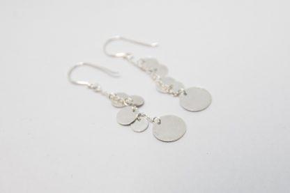 Stg/silver Drop Earrings_0