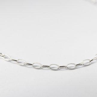 Stg/silver Belcher Chain_0