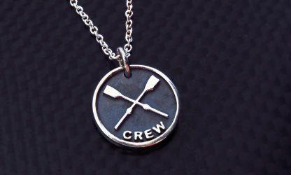 Stg Cross Oar Crew Pendant_0