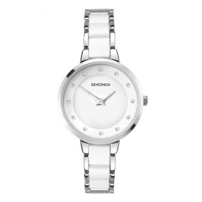 Sekonda Ladies Silver Watch_0