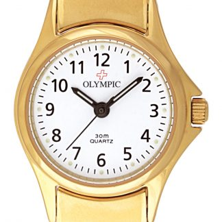Olympic Gold Ladies Watch_0