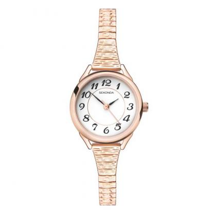 Sekonda Rose Gold Watch_0