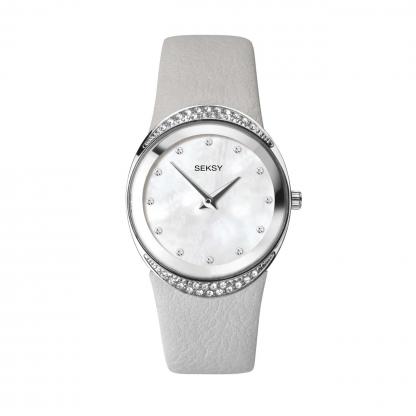 Sekonda Seksy Silver Watch_0