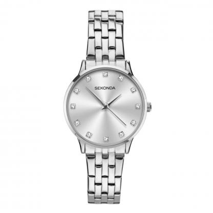 Sekonda Silver Watch_0