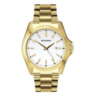 Sekonda Gold Watch_0