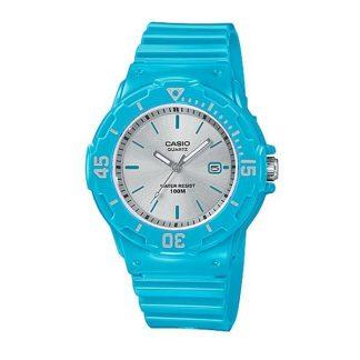 Casio Blue Analogue Watch_0