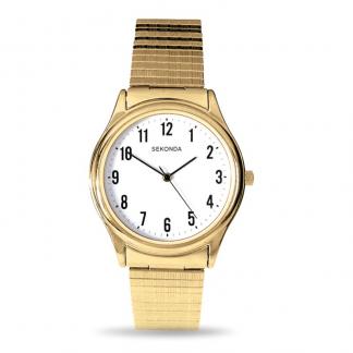 Sekonda Gold Coloured Watch_0