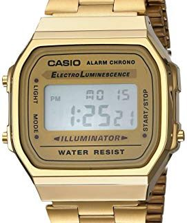 Casio Gents Gold Plated Watch_0