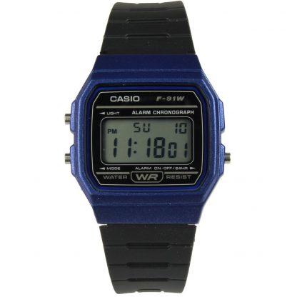 Casio Basic Mens Digital Blue Watch_0