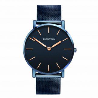 Sekonda Blue Dress Watch_0