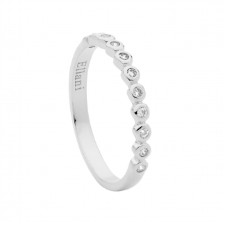 Stg/silver CZ Ring_0