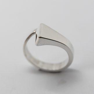 Stg Horseshoe Nail ring_0