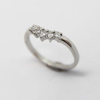 Platinum n Diamond Eternity Ring_0