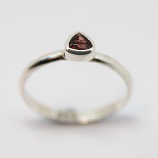 Stg Garnet Ring_0