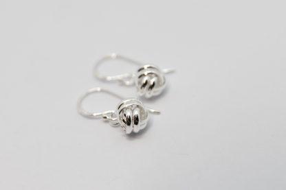 Stg/silver Drop Earring_0