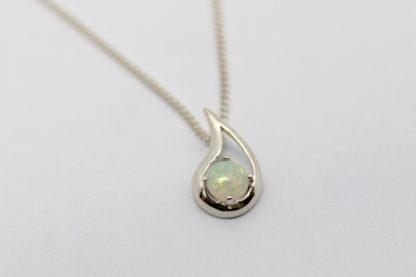 Stg Opal Pendant_0