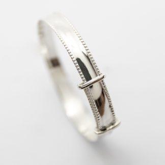 Stg/silver Expander Bracelet_0