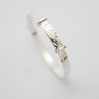 Stg/silver Expanding Bracelet_0