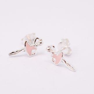 Ballerina Stud Earrings_0