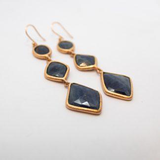 Sapphire Drop Earrings_0
