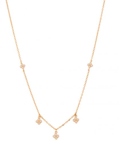 Cluser crown necklace_0