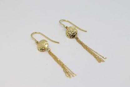 9ct Drop Earrings_0