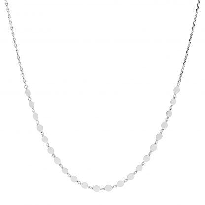 Flat Disc Necklace_0